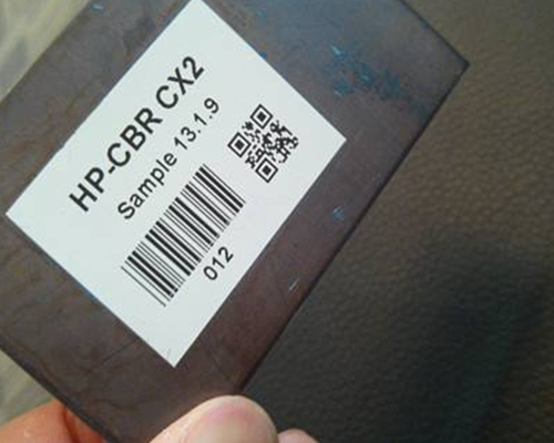 耐高溫鋼鐵標簽